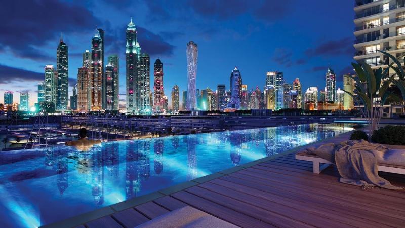 Дубай,1022