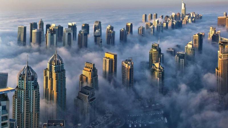 Дубай,1053