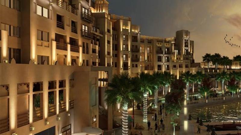 Дубай,1054