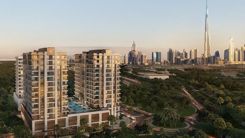 Дубай,1063
