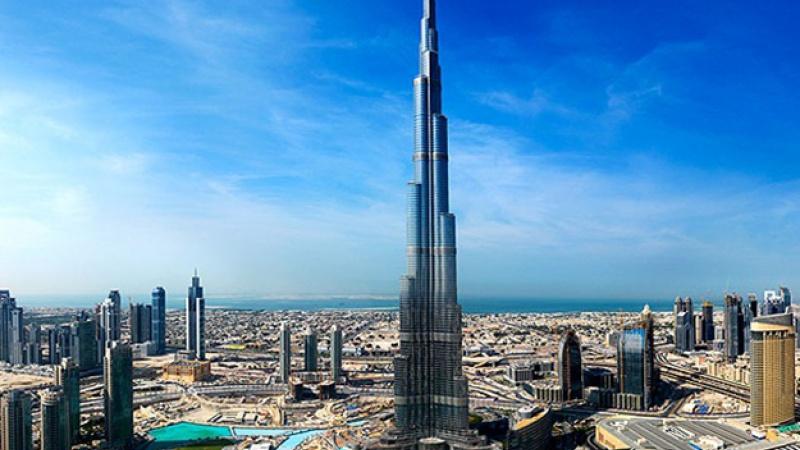 Дубай,1066