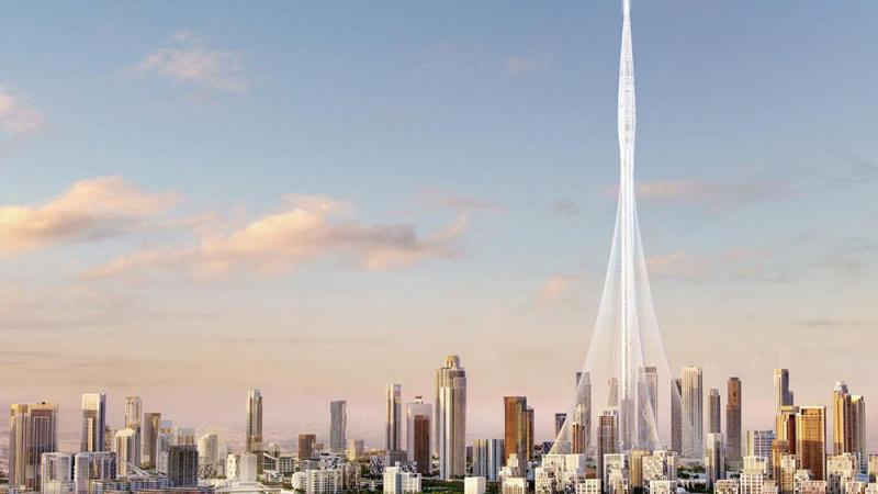 Дубай,1067